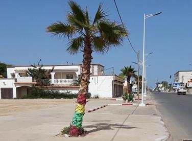 Voirie à Nouakchott